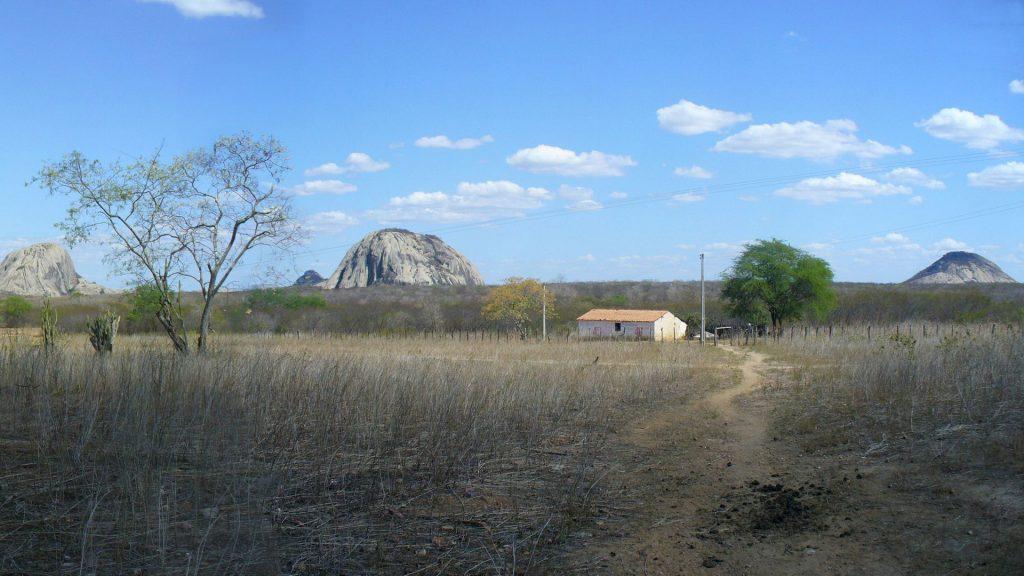 BR – Rural landscape in the Quixeramobim area