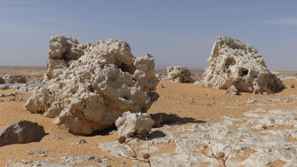 MR – Eroded blocks in the Zouerate region